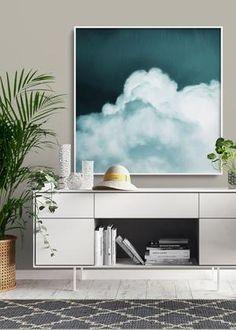 """""""Grandis"""" Cloud Painting"""