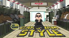 PSY - GANGNAM STYLE(강남스타일) M/V  2,5 billion views are the extent of human stupidity. Oltre 2,5 miliardi di visualizzazioni sono la misura della stupidità umana