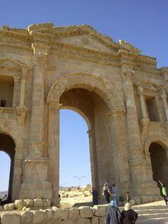 Jarash Ruins- Jordan