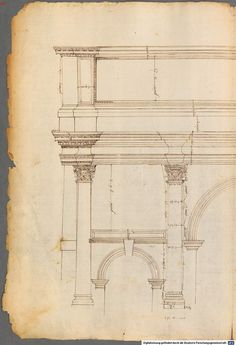 209 e: Scan Corinthian, Drawings, Design, Projects, Ideas, Architecture, Art, Log Projects, Blue Prints