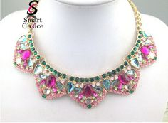 Cheap pendant cameo, Buy Quality necklace keepsake directly from China necklace pendant parts Suppliers: 2014 New Arrival Luxury multicolor Necklace Brand Crystal Chokers Statement shourouk girls necklaces & pendants Gir