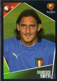 Francesco Totti of Italy. European Championships, World Cup, Soccer, Japan, Baseball Cards, Sports, Portugal, Classic, Football Squads