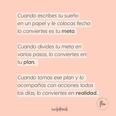 True Quotes, Best Quotes, Motivational Quotes, Inspirational Quotes, Cute Spanish Quotes, Cute Phrases, Coaching, Healing Words, Life Rules