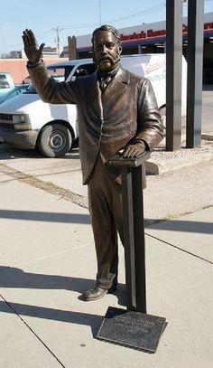 "Rapid City, South Dakota - The City of the Presidents - ""Chester Arthur"""