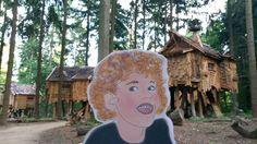 baumhaus wildpark Die Baumhäuser bestaunen ....
