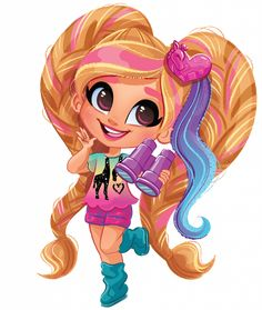 Hairdorables: Each doll package is a surprise – just pull, peel, and reveal 11 accessories and fashions that unwrap the unique personality, style, and talent of the Hairdorables girl hidden inside! Lol Dolls, Cute Dolls, Cartoon Girl Drawing, Cartoon Art, Disney Princess Ariel, Baby Girl Toys, Monster High Dolls, Little Pony, Beautiful Dolls