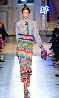 Tsumori Chisato / Tsumori Chisato / Paris / Women / 2013 SS / Ready-to-Wear / Runway, Fashion Show,fashion trend, fashion week, fashion blog,fashion online, HK blogger - ELLE HK