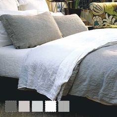 Libeco Bed Linen - I want!