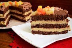 Romanian Food, Romanian Recipes, Food Cakes, Crack Chicken, Tiramisu, Cake Recipes, Cheesecake, Good Food, Tropical