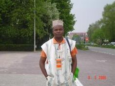 Patrice, from Cameroon | YPARD