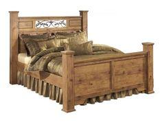 Bittersweet King Size Bed