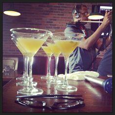 The glass is half full. #UptownBattle
