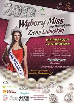 Castingi do konkursu Miss Ziemi Lubuskiej