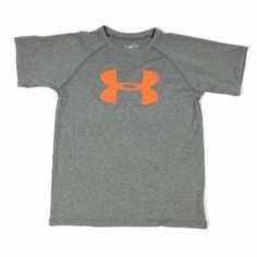 Under Armour Other - GENTLY USED UNDER ARMOUR SHIRT MED 10-12  #shop #underarmour #boyshirt  #poshmark #shopping