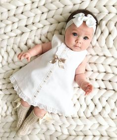 Cute baby girl dress Solid Bow Lace Tulle Party Princess Dress Clothing Pink White Dress for Toddler Kid bebek elbise robe bebe So Cute Baby, Cute Baby Clothes, Cute Babies, Babies Clothes, Baby Outfits, Newborn Outfits, Baby Girl Fashion, Fashion Kids, Fashion Clothes