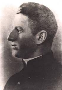 BX Tadeusz Dulny, séminariste polonais, 1914-1942