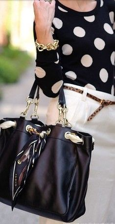 love this style of bag...