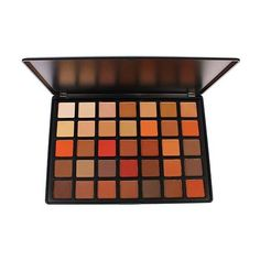 City Color Cosmetics Sophia 35 Color Pro Eyeshadow Palette (€15) ❤ liked on Polyvore featuring beauty products, makeup, eye makeup, eyeshadow, city color eyeshadow, palette eyeshadow and city color
