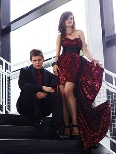 Riva CB75 Cool Collection Prom Dress 2012
