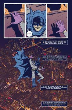Fan-Created Comic Gives Batman and the Joker a Harrowing End