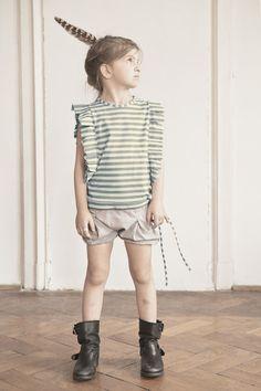 Kids on the Moon, Safari nuevas colecciones de moda infantil http://www.minimoda.es