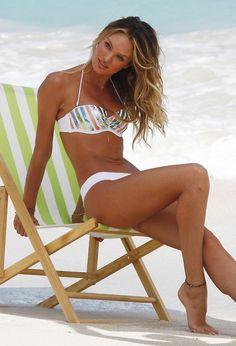 Victoria's Secret Angel #Candice Swanepoel -- VS Swim