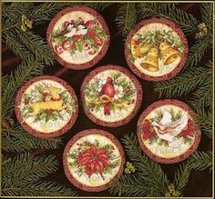 Counted Cross Stitch Kit Old World Holiday Ornaments Ornament dim 08813 Xmas Cross Stitch, Counted Cross Stitch Kits, Cross Stitch Charts, Cross Stitching, Cross Stitch Embroidery, Cross Stitch Patterns, Christmas Cross, Winter Christmas, Christmas Stocking