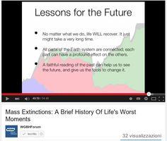 Come evitare un'estinzione di massa nell'Antropocene  / Mass Extinctions: A Brief History Of Life's Worst Moments