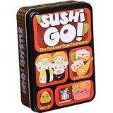 Sushi Go! - The Pick and Pass Card Game @ sponlineventures.com