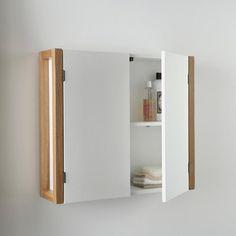 Meuble de salle de bain sous-lavabo, compo La Redoute Interieurs | La Redoute