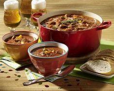Unser beliebtes Rezept für Gulasch-Zwiebel-Suppe und mehr als 55.000 weitere kostenlose Rezepte auf LECKER.de.