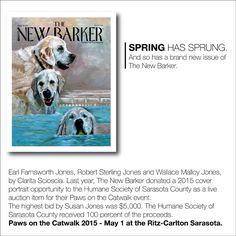Spring Has Sprung #newsletter #dogmagazine #dogs #dog