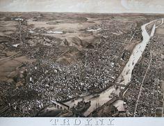 Image of Troy, New York via A Small American City asmallamericancity.com #troyny