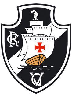 Escudo do Clube de Regatas Vasco de Gama.