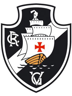 Escudo do Clube de Regatas Vasco de Gama.