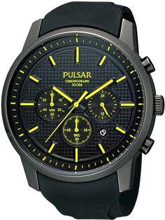 Pulsar Mens Chronograph Watch PT3193X1