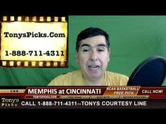 Memphis Tigers vs. Cincinnati Bearcats Pick Prediction College Basketbal...