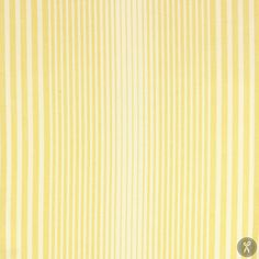 Allover Stripe Toweling - Butter