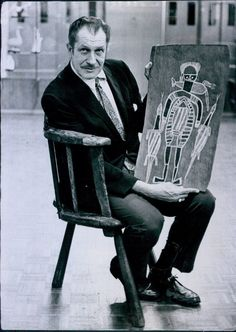 """greggorysshocktheater: """" """"Art is excitement which if we can't create ourselves, we can at least, through love of it, make available to others. Sci Fi Movies, Scary Movies, Horror Movies, John Carradine, Lon Chaney Jr, Vintage Hollywood, Classic Hollywood, Famous Monsters, Vintage Movies"""