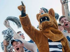 "6. Pennsylvania State University at University Park — With over 100,000 seats, Penn State's Beaver Stadium has the second-highest seating capacity of any stadium in the country. Students say, ""game days are super exciting and unifying for the student population."""