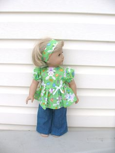 Doll Clothes Fit American Girl Dolls by roseysdolltreasures, $11.99