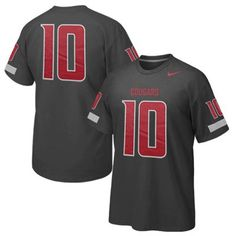 Nike Washington State Cougars #10 Replica Football Player T-Shirt #GoCougs
