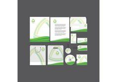Green Company Profile Template