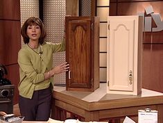 Freshen up a Kitchen by Painting the Cabinets : How-To : DIY Network