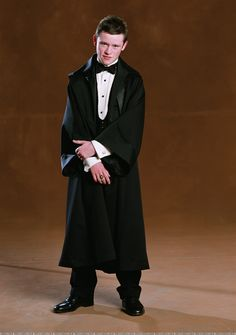 seamus finnigan ready for the yule ball