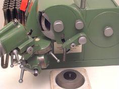 Michael Deckel SOE Tool and Cutter Grinder - Niels Machines