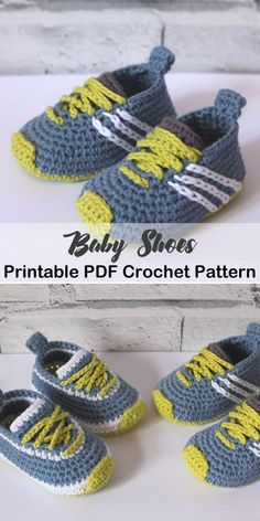 Baby Shoes Crochet Patterns – Baby Gift - #baby #CROCHET #gift #Patterns #shoes