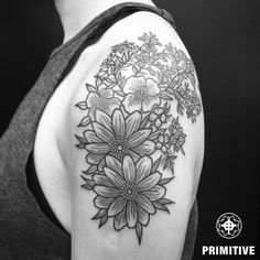 Primitive Tattoo is reputed as one of the best tattoo studio's in Perth, West Australia. Established in Marc Pinto and his team of tattoo specialists caters to all genres and styles. Hand Tattoos, Cool Tattoos, Primitive Tattoo, Tattoo Portfolio, Tattoo Studio, Perth, Tattoo Artists, Flowers, Style