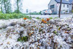 Heftige #Unwetter in Thüringen! #Hagel #Superzellen