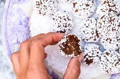 Chokladbollar – klassiskt recept